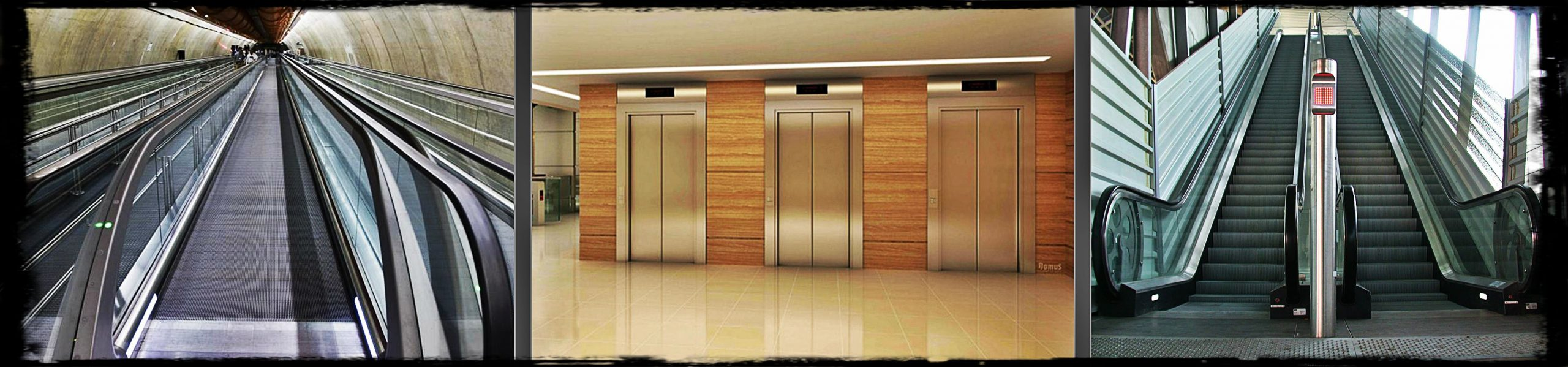 A importância da Manutenção em Elevadores, Escadas e esteiras rolantes.