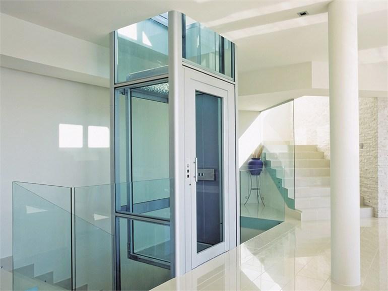 Ficou fácil ter um elevador residencial