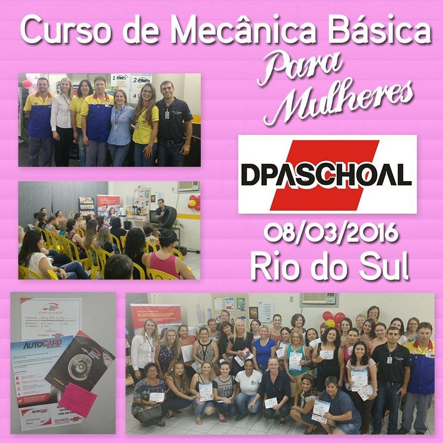 Curso de Mecânica Básica para Mulheres – Dia Internacional da Mulher