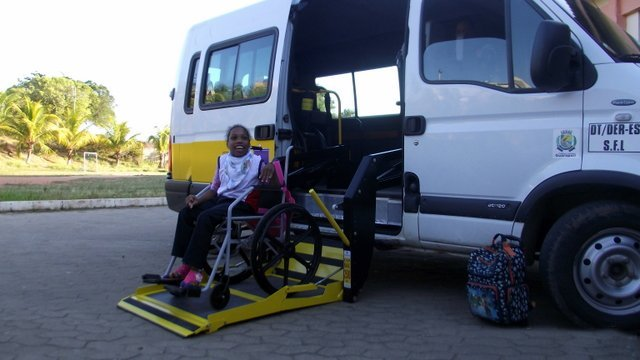 Transporte Público com Acessibilidade