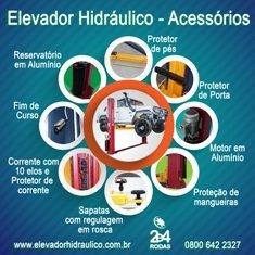 Elevador Hidráulico – Acessórios